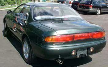 Mitsubishi Emeraude, 1993