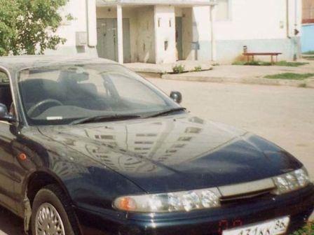 Mitsubishi Emeraude 1992 - отзыв владельца