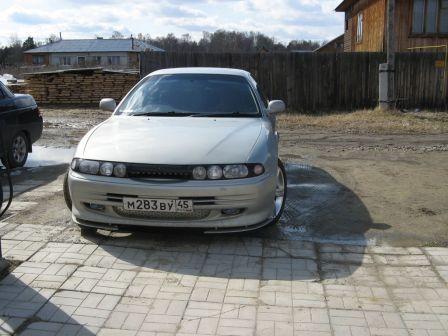 Mitsubishi Emeraude 1993 - отзыв владельца