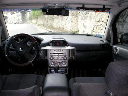 Mitsubishi Endeavor 2003 - отзыв владельца