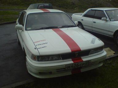 Mitsubishi Eterna, 1988