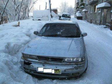 Mitsubishi Eterna, 1991