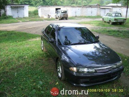 Mitsubishi Eterna 1996 - отзыв владельца