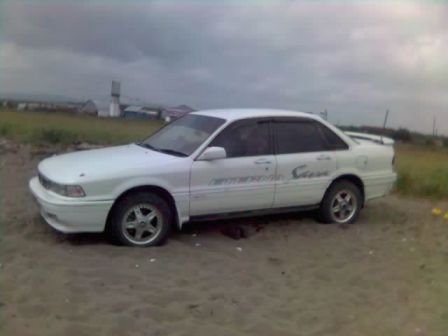 Mitsubishi Eterna 1991 - отзыв владельца