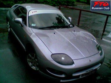 Mitsubishi FTO 1995 отзыв автора | Дата публикации 09.06.2006.