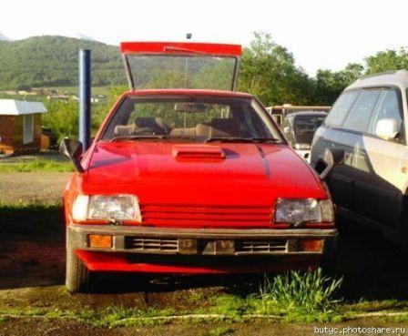 Mitsubishi FTO 1982 - отзыв владельца
