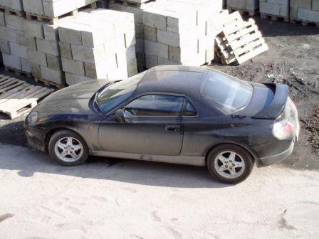 Mitsubishi FTO 1995 - отзыв владельца