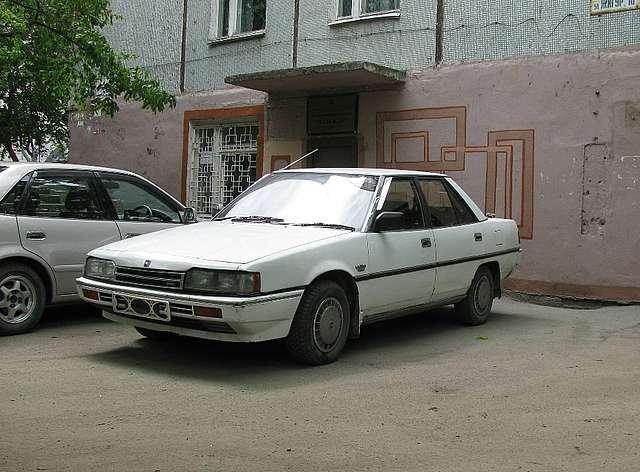 1986 mitsubishi galant