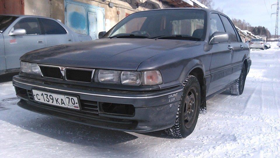 Mitsubishi galant 1993 на запчасти