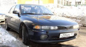 Mitsubishi Galant, 1993