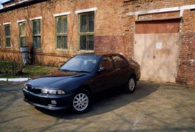 Mitsubishi Galant, 1995