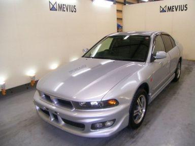 Mitsubishi Galant, 2004