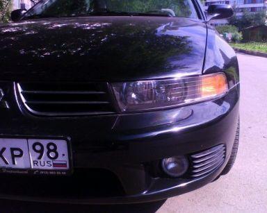 Mitsubishi Galant 2003 отзыв автора | Дата публикации 30.06.2008.