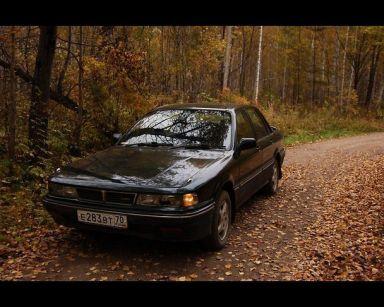 Mitsubishi Galant, 1988