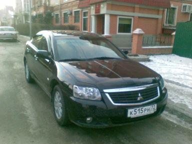 Mitsubishi Galant, 2008