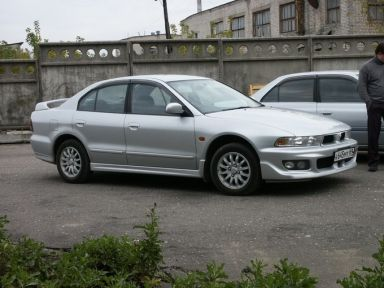 Mitsubishi Galant, 2002