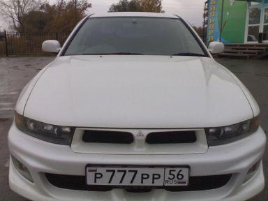 Mitsubishi Galant 1999 отзыв автора | Дата публикации 15.05.2009.