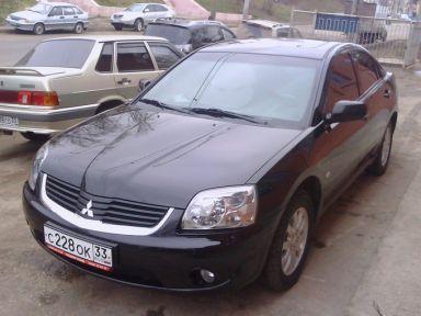 Mitsubishi Galant, 2007
