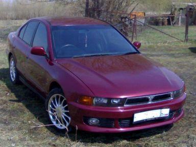 Mitsubishi Galant, 2000
