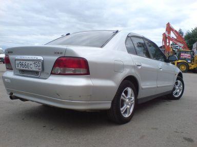 Mitsubishi Galant, 2001