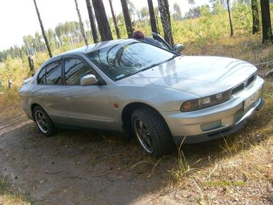 Mitsubishi Galant 1998 отзыв автора   Дата публикации 09.12.2010.
