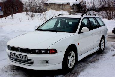 Mitsubishi Galant, 1997