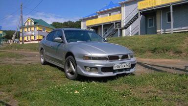 Mitsubishi Galant 1999 отзыв автора | Дата публикации 06.09.2013.