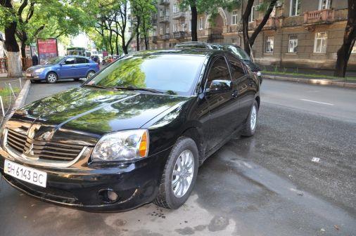 Mitsubishi Galant 2010 - отзыв владельца