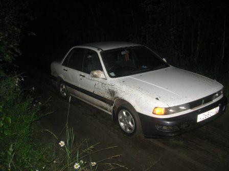 Mitsubishi Galant 1987 - отзыв владельца