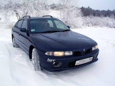 Mitsubishi Galant 1995 - отзыв владельца