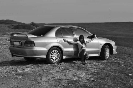 Mitsubishi Galant 1999 - отзыв владельца