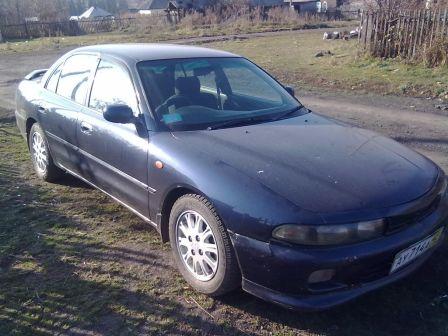 Mitsubishi Galant 1996 - отзыв владельца