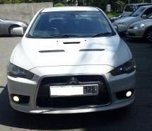 Mitsubishi Galant Fortis, 2010
