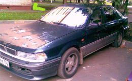 Mitsubishi Galant Hatchback, 1988