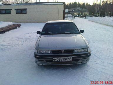 Galant Hatchback 1989 отзыв автора | Дата публикации 20.09.2010.