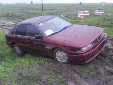 Galant Hatchback 1992 отзыв автора | Дата публикации 23.11.2010.
