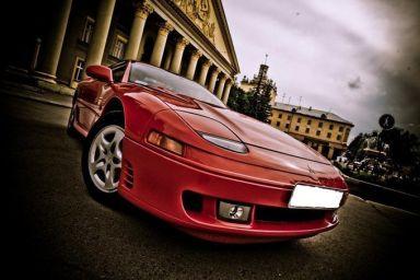 Mitsubishi GTO 1991 отзыв автора | Дата публикации 03.02.2009.