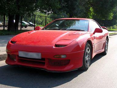 Mitsubishi GTO 1993 отзыв автора | Дата публикации 10.10.2003.