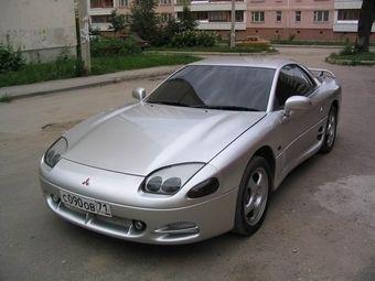 Mitsubishi GTO 1997 - отзыв владельца