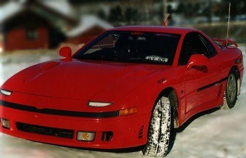 Mitsubishi GTO 1992 - отзыв владельца