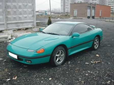 Mitsubishi GTO 1993 - отзыв владельца