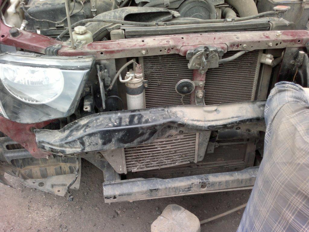 схема система охлаждения двигателя митсубиси л200