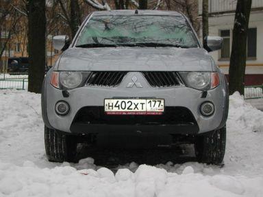 Mitsubishi L200, 2007