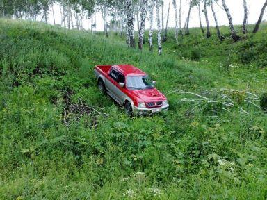 Mitsubishi L200, 2006