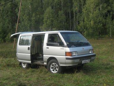 Mitsubishi L300 1988 отзыв автора | Дата публикации 20.03.2009.