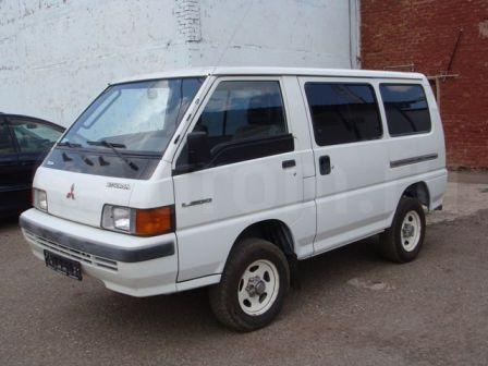 Mitsubishi L300 1988 - отзыв владельца