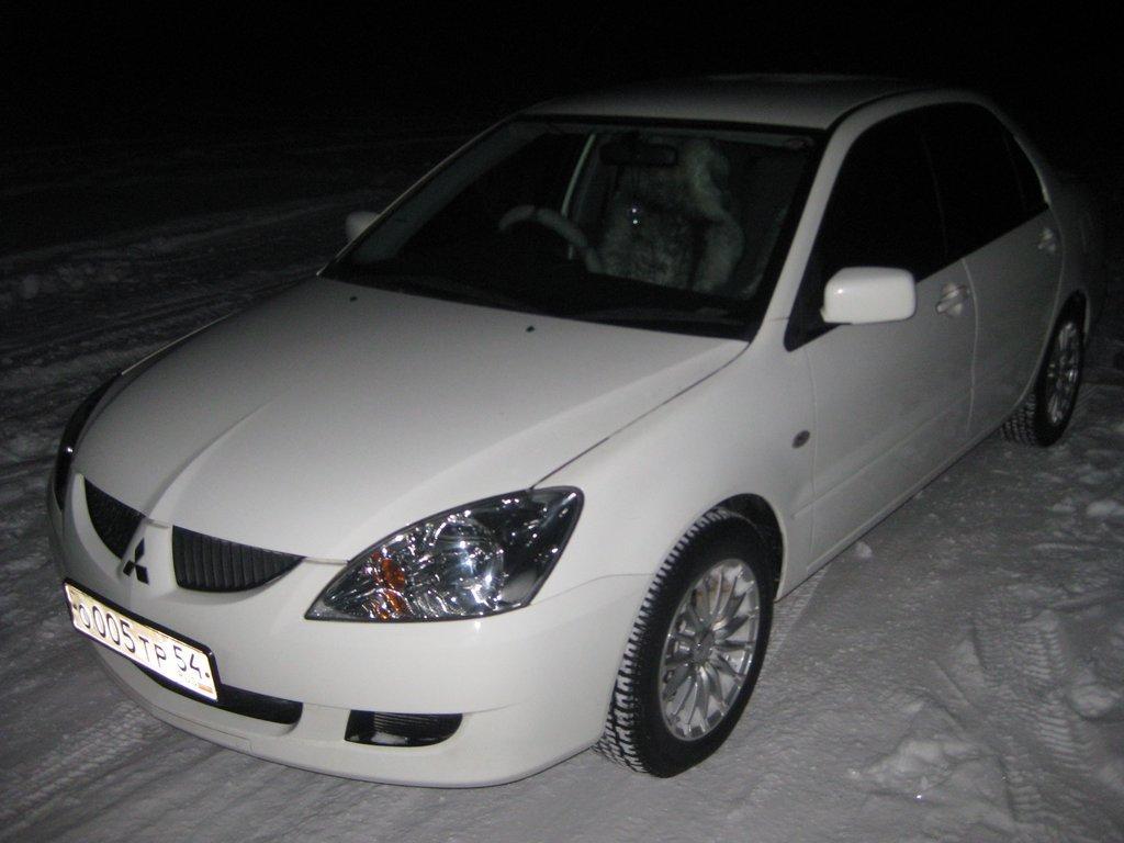 митсубиси лансер 2003 отзывы правый руль