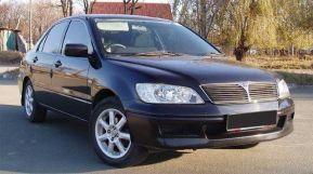Mitsubishi Lancer, 2001
