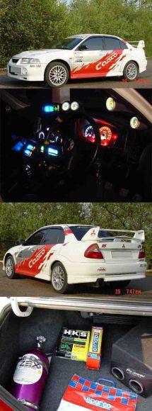 Mitsubishi Lancer, 2000