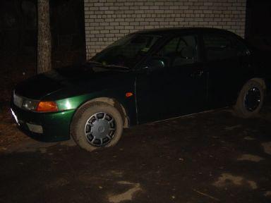 Mitsubishi Lancer, 1999